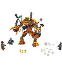 LEGO Spider-Man - Kampen mod Molten Man (76128)