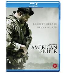 American Sniper - (Blu-Ray)