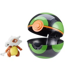 Pokemon - Clip'N Go - Cubone (95072)