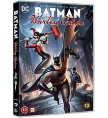 Batman And Harley Quinn - DVD