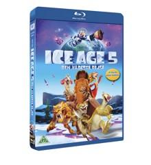 Ice Age 5: Den Vildeste Rejse (Blu-Ray)