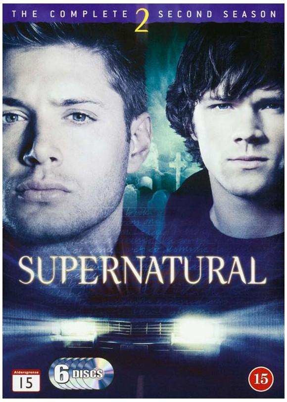 Supernatural: Season 2 - DVD