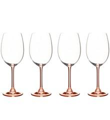 Bitz -  Wine Glasse 45 cl 4 pcs - Rose (911946)