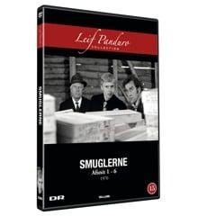 Smuglerne - DVD