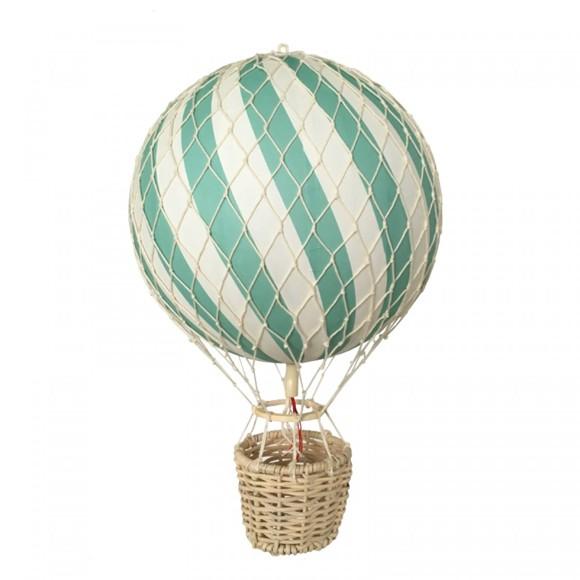 Filibabba - Luftballon 20 cm - Grøn