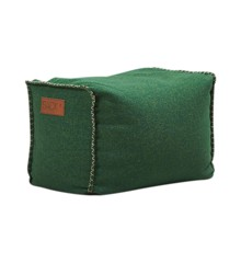 SACKit - RETROit Square Drum Puff - Green ( Outdoor use )(8575003)