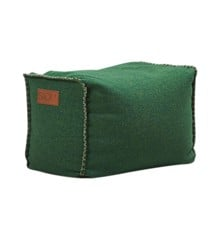 SACKit - RETROit Square Drum Puff - Green ( Outdoor use )