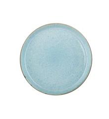 Bitz - 2 x Gastro Tallerken 27 cm - Grå/Lysblå