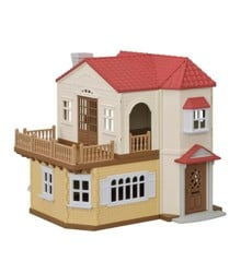 Sylvanian Families - Byhus med lys (5302)
