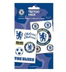 Chelsea Tattoo Pack
