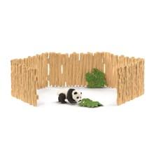 Schleich - Panda Indhegning (42429)