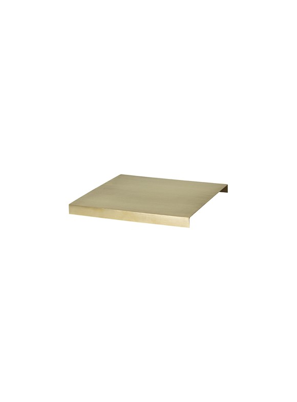 Ferm Living - Tray For Plant Box - Brass (5747)