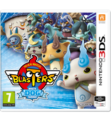 YO-KAI WATCH BLASTERS: White Dog Squad