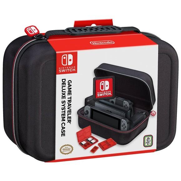 Nintendo Switch Game Traveler Deluxe System Travel Case