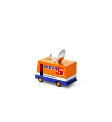 Candylab - Candyvan - Nyhedsbil
