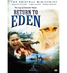 Return to Eden: The Original Miniseries (3-disc) - DVD