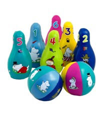 Barbo Toys - Moomin Soft Bowling set (7260)