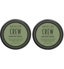 American Crew - 2x Forming Cream 85 gr.