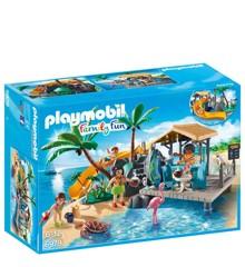 Playmobil - Tropisk ø med juicebar (6979)