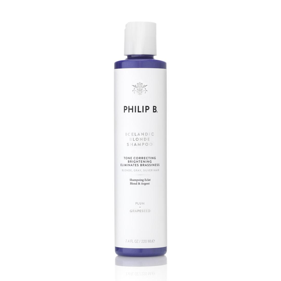 Philip B - Icelandic Blonde Shampoo 220 ml