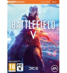 Battlefield V (5) (Nordic) (Code in a Box)