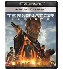 Terminator Genisys (4K Blu-Ray)