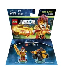 LEGO Dimensions: Fun Pack - Laval (Chima)