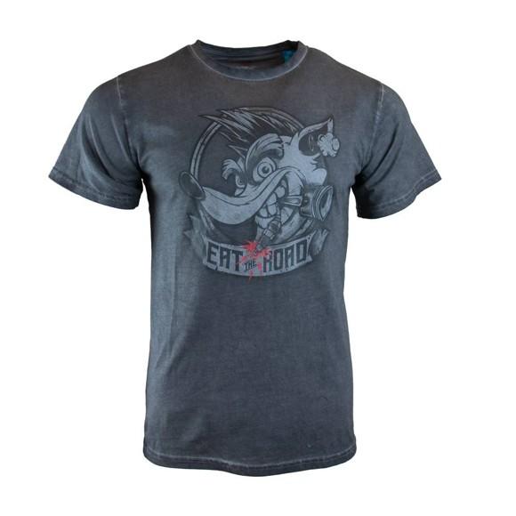 Crash Team Racing Eat the Road T-Shirt L