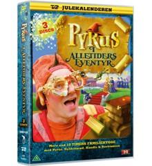 Pyrus i Alletiders Eventyr (3-disc) - DVD