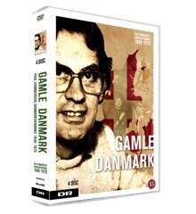 Gamle Danmark 1945 - 1975 - DVD