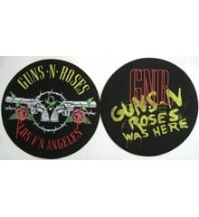Slipmat set - Los F'N Angeles & Was Here