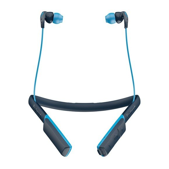 Skullcandy - Method BT Sport Earbud Navy/Blue