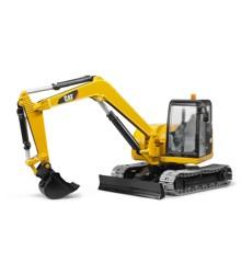 Bruder - Mini Excavator CAT (BR2456)
