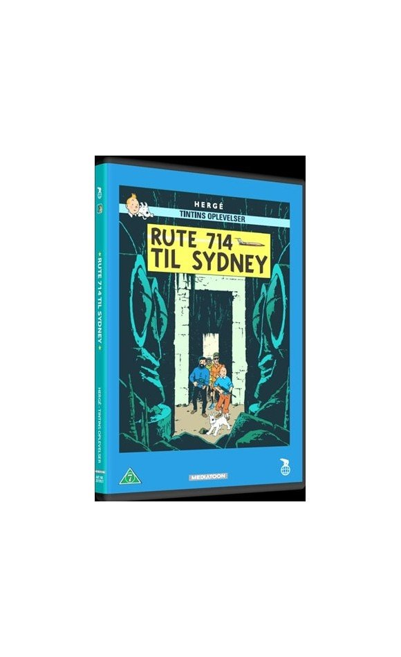 Tintin - Rute 714 til Sydney