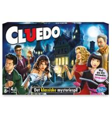 Hasbro Gaming - Cluedo DK