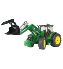 Bruder - John Deere traktor 7930 med frontlæsser