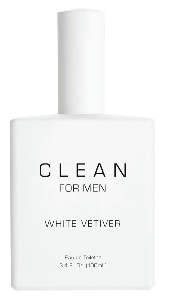 Clean - White Vetiver For men EDT 100 ml.