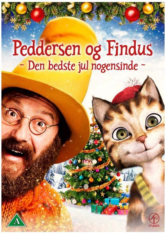 Peddersen & Findus 2: Den bedste jul nogensinde - DVD