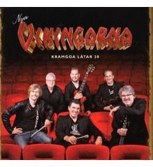 Nya Vikingarna/Kramgoa Låtar 30 - CD