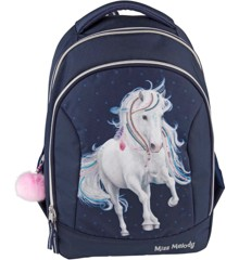 Miss Melody - Schoolbag - Blue (0410590)