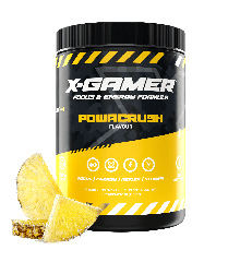 X-GAMER X-Tubz - Powacrush  servings 60 (600g)