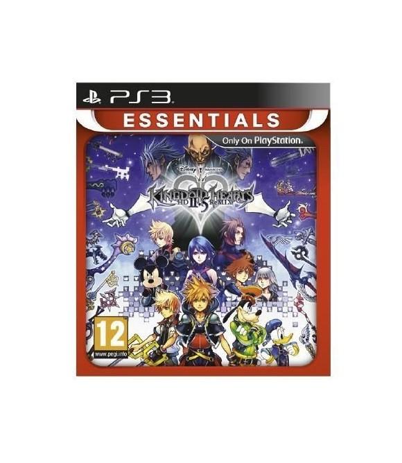 Kingdom Hearts HD 2.5 ReMIX (Essentials)
