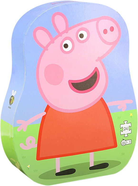 Barbo Toys - Puzzle - Peppa Pig Deco (24 pcs) (8950)
