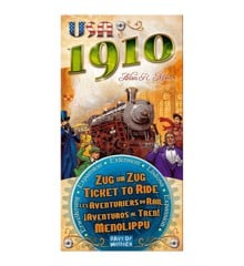 Ticket To Ride - USA 1910