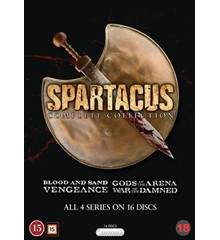 Spartacus: Complete Box (Re-pack) - DVD