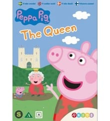 Peppa Pig - Season 5&6 Vol 15 - Dronningen