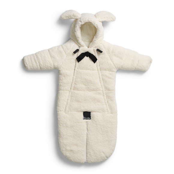Elodie Details - Baby Overall Footmuff - Shearling 0-6m