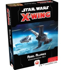Star Wars - X-Wing - 2nd Edition - Rebel Alliance - Conversion Kit