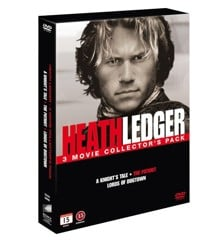 Heath Ledger: 3 Movie Collection - Boxset (3 disc) - DVD
