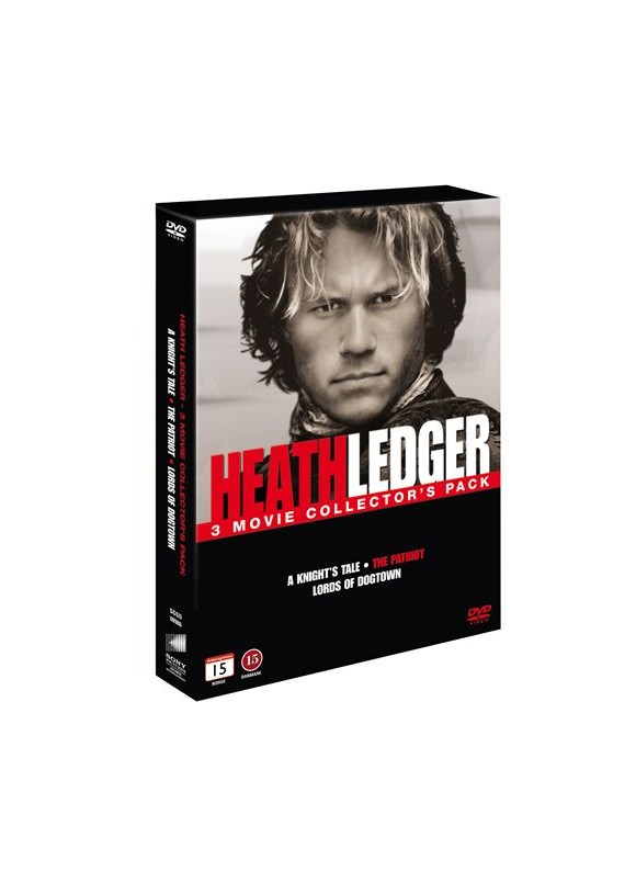 Heath Ledger: 3 Movie Collection - Boxset (3 disc) - DVD